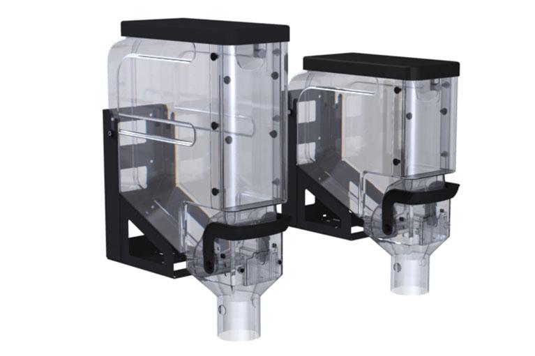 Dispenser per prodotti sfusi - Ecobulk